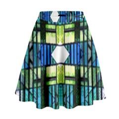 081112013 Broadway High Waist Skirt
