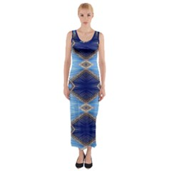 Lima lit090913001005 Fitted Maxi Dress