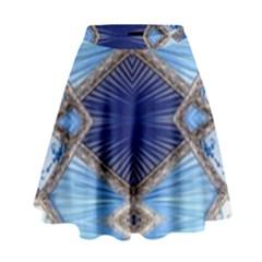 Lit090913001005 High Waist Skirt