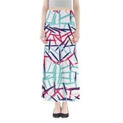 Strokes                      Women s Maxi Skirt