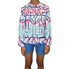 Strokes                                                                     Kid s Long Sleeve Swimwear