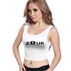 ZOUK DANCE Crop Top