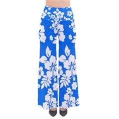 Blue Hawaiian Pants