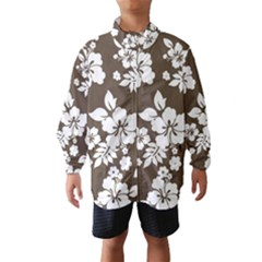 Sepia Hawaiian Wind Breaker (Kids)