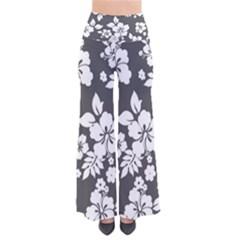 Gray Hawaiian Pants