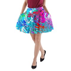 Classic New York Cty1378il112 A-Line Pocket Skirt