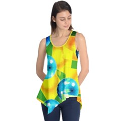 COLORS OF BRAZIL Sleeveless Tunic