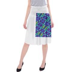 Pennies  Heavean Separationh (2) Midi Beach Skirt