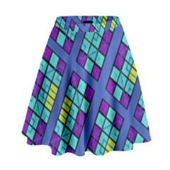 Pennies  Heavean Separationh (2) High Waist Skirt