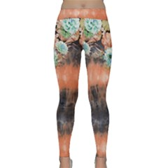tie-dye1l Yoga Leggings