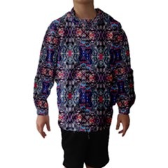 ZODIAC CODE Hooded Wind Breaker (Kids)