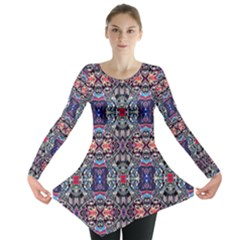 ZODIAC CODE Long Sleeve Tunic