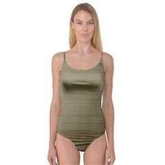 Wooden Waves Camisole Leotard