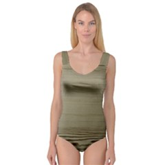 Wooden Waves Princess Tank Leotard