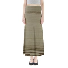 Wooden Waves Maxi Skirts