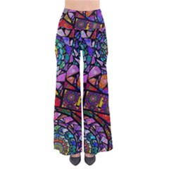 Fractal Stained Glass Pants