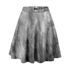 Obscure High Waist Skirt
