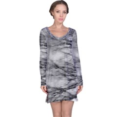 Forest Fade Long Sleeve Nightdress