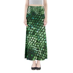 Dragon Scales Maxi Skirts