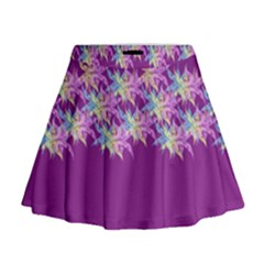 Elegant1 Mini Flare Skirt