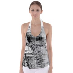 Ripples Babydoll Tankini Top