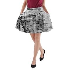 Ripples A-Line Pocket Skirt