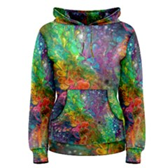 Reality Is Melting Women s Pullover Hoodie