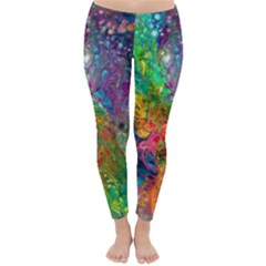 Reality is Melting Winter Leggings
