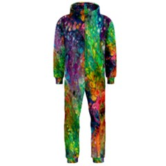 Reality Is Melting Hooded Jumpsuit (men)