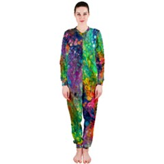 Reality Is Melting Onepiece Jumpsuit (ladies)
