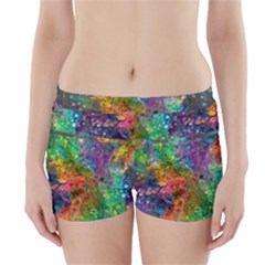 Reality is Melting Boyleg Bikini Wrap Bottoms