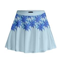 Elegant2 Mini Flare Skirt