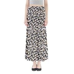 Charcoal Confetti Women s Maxi Skirt
