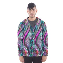 Ocean Jewels Hooded Wind Breaker (Men)