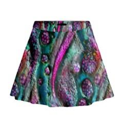 Ocean Jewels Mini Flare Skirt