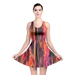Tree Dreams Reversible Skater Dress