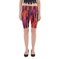 Tree Dreams Yoga Cropped Leggings