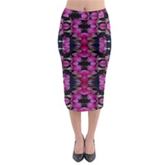Baltimore Lit040513003010 Midi Pencil Skirt