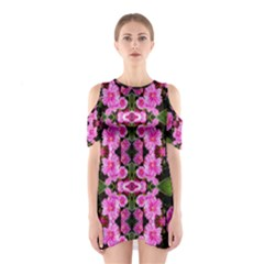 Raleigh Lit0210007011 Cutout Shoulder Dress