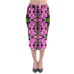 Raleigh Lit0210007011 Midi Pencil Skirt