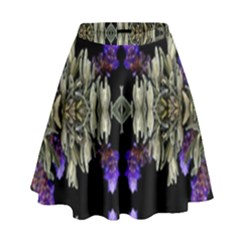 Delaware Lit0111007006 High Waist Skirt