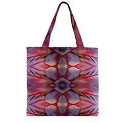 Nashville Lit010413005009 Zipper Grocery Tote Bag