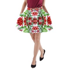 Cleveland Lit1111035011 A-Line Pocket Skirt