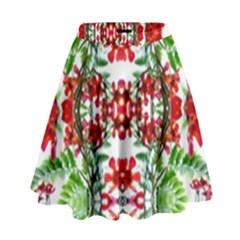 Cleveland Lit1111035011 High Waist Skirt