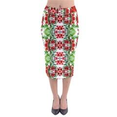 Cleveland Lit1111035011 Midi Pencil Skirt