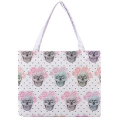 Beautiful Skull Mini Tote Bag