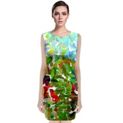 Peace N Joy4 Classic Sleeveless Midi Dress