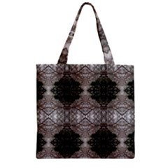 0510002010 St Louise Zipper Grocery Tote Bag