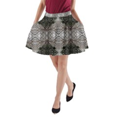 0510002010 St Louise A Line Pocket Skirt