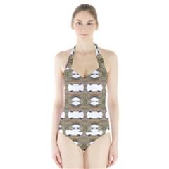 0511032013 Seattle Halter Swimsuit